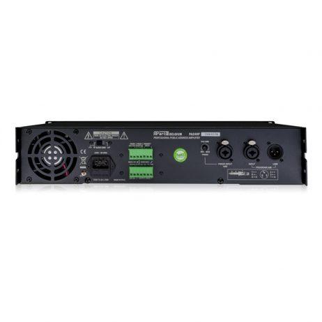 Galios stiprintuvas Apart audio PA240P - Garsiau.lt