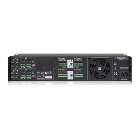 Galios stiprintuvas Apart audio REVAMP4120T - Garsiau.lt