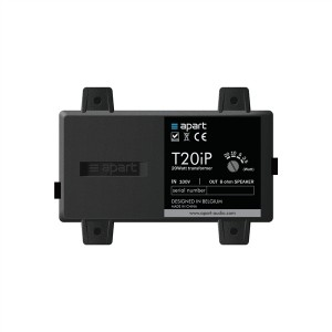 Apart audio transformatorius T20IP - Garsiau.lt