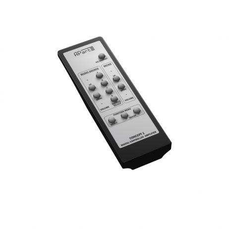 Apart audio nuotolinio valdymo pultas CONCEPT1-RC - Garsiau.lt