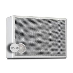 Apart audio garso kolonėlė SM6V-W - Garsiau.lt