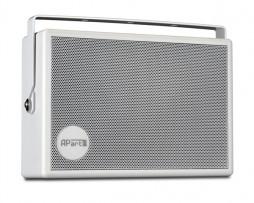 Apart audio garso kolonėlė SMB6-W - Garsiau.lt