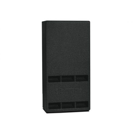 Apart audio garso kolonėlė SUB2201-BL - Garsiau.lt