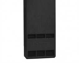 Apart audio garso kolonėlė SUB2400-BL - Garsiau.lt
