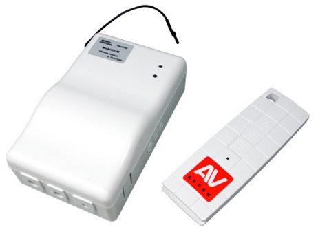 Projektoriaus ekrano Avtek bevielio valdymo modulis - Garsiau.lt