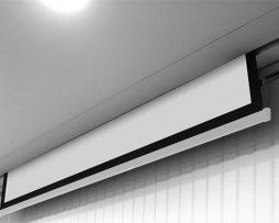 Projektoriaus ekranas Avtek Video ELECTRIC 240 - Garsiau.lt