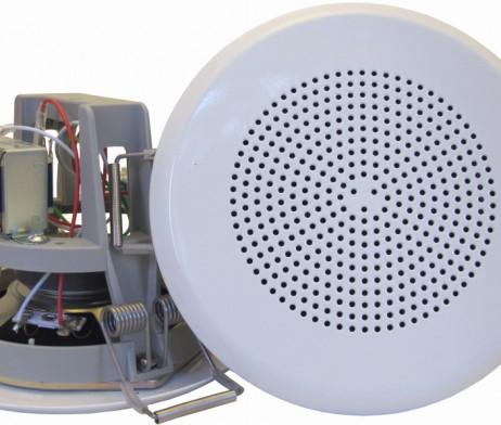 DNH įmontuojamas garsiakalbis BK-560 CR, 8 omų, PA - Garsiau.lt