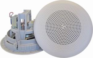 DNH įmontuojamas garsiakalbis BP-560 CRT, 70/100 voltų - Garsiau.lt