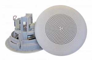 DNH įmontuojamas garsiakalbis BP-660 T, 70/100 voltų - Garsiau.lt