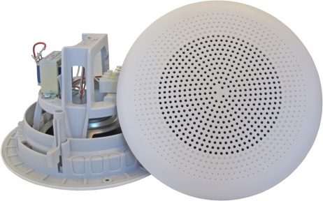 DNH įmontuojamas garsiakalbis BP-860 T, 70/100 voltų - Garsiau.lt