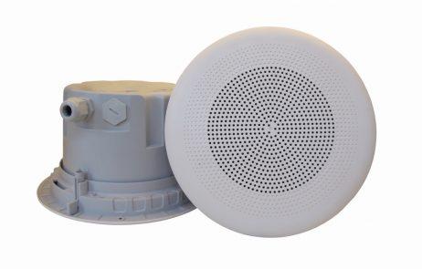 DNH įmontuojamas garsiakalbis BPF-560 T, 70/100 voltų - Garsiau.lt