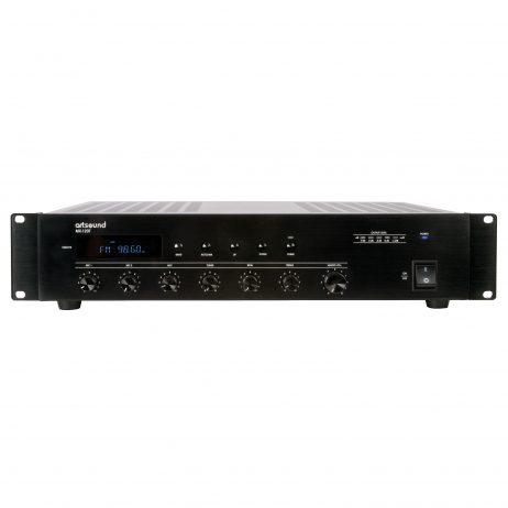 Mikšerinis stiprintuvas ArtSound MX-120T (120W + radio) - Garsiau.lt