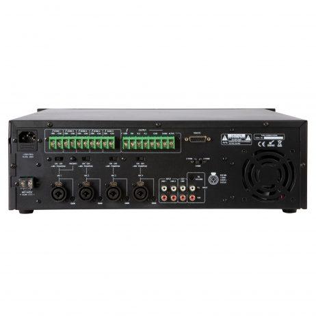 ArtSound mikšerinis stiprintuvas MX-240S (5 zonų, 240W) - Garsiau.lt