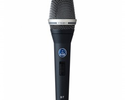 Vokalinis mikrofonas AKG D7s - Garsiau.lt