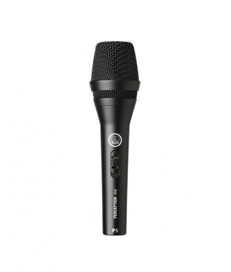 Vokalinis mikrofonas AKG P5s - Garsiau.lt