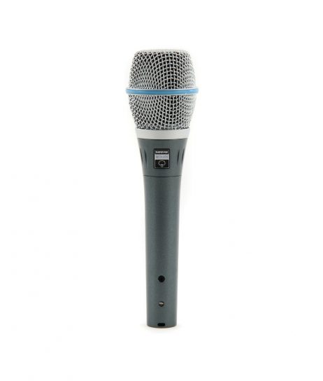 Vokalinis mikrofonas Shure Beta87A - Garsiau.lt