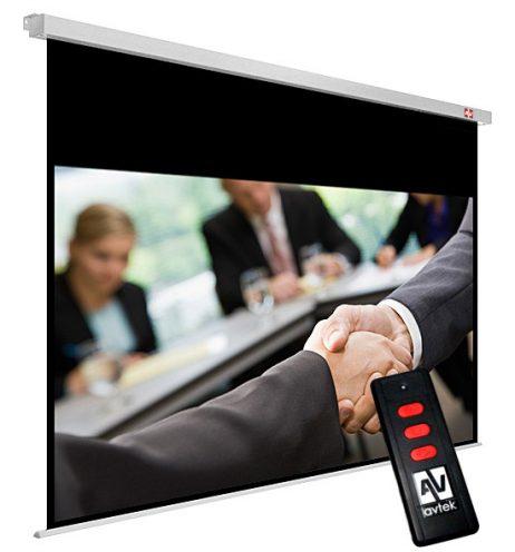 Projektoriaus ekranas Avtek Business ELECTRIC 240 - Garsiau.lt