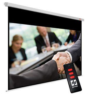 Projektoriaus ekranas Avtek Business ELECTRIC 300P - Garsiau.lt
