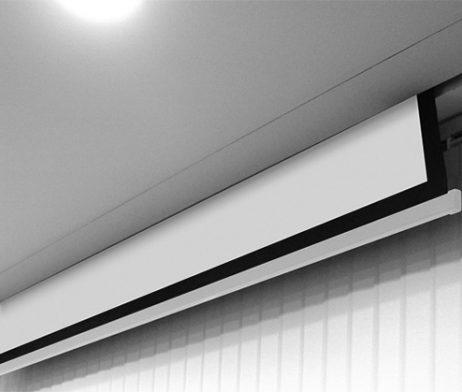 Projektoriaus ekranas Avtek Cinema ELECTRIC 200 - Garsiau.lt