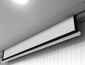 Projektoriaus ekranas Avtek Cinema ELECTRIC 300P - Garsiau.lt