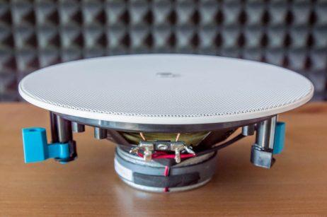 Apart audio CM608D įmontuojama garso kolonėlė plonu rėmeliu - Garsiau.lt