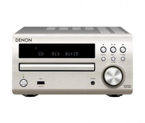 DENON RCD-M40 stereo stiprintuvas su CD grotuvu - Garsiau.lt