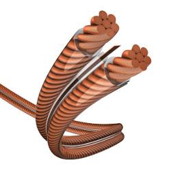 Instaliaciniai audio kabeliai