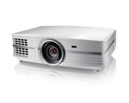 Namų kino projektorius Optoma UHD60 - Garsiau.lt