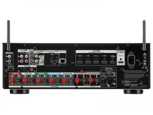 Denon AVR-X1600H stiprintuvas - AV imtuvas - Garsiau.lt