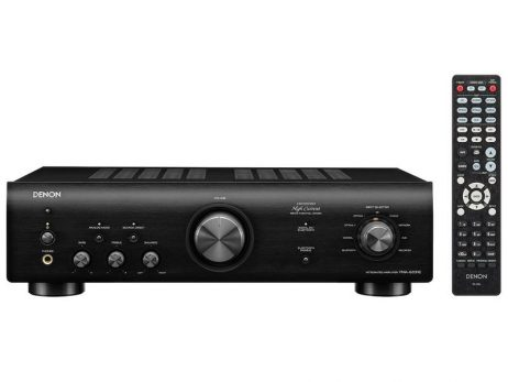 Stereo stiprintuvas Denon PMA-600NE - juodas - Garsiau.lt