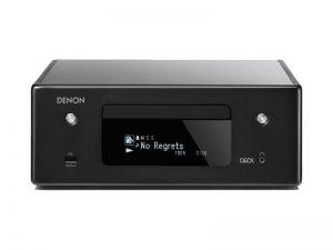 Stereo stiprintuvas Denon RCD-N10 - juodas - Garsiau.lt