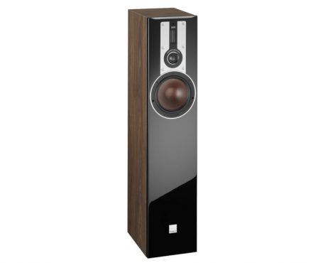 DALI OPTICON 5 garso kolonėlė - ruda - Garsiau.lt