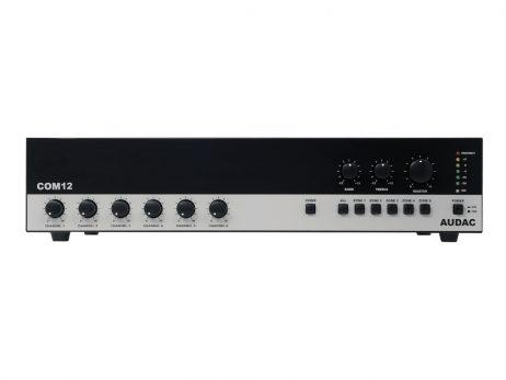 Mikšerinis garso stiprintuvas AUDAC COM12MK2 - Garsiau.lt